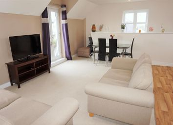 Thumbnail 2 bed flat for sale in Jago Close, Liskeard