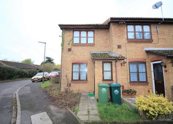 Thumbnail 1 bed end terrace house for sale in Meadow View, Stanwell Moor, Staines