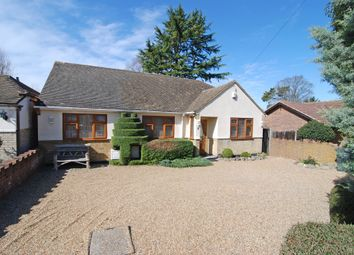 Thumbnail 4 bed detached bungalow for sale in Dene Drive, New Barn, Longfield