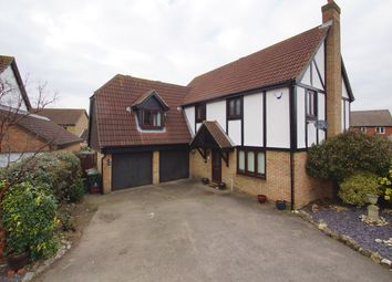 Thumbnail 4 bed detached house for sale in Firside Grove, Sidcup