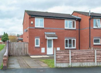 Thumbnail 4 bed end terrace house for sale in Whitlow Avenue, Broadheath, Altrincham
