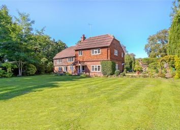 Thumbnail 4 bed detached house for sale in Old Kiln Lane, Churt, Farnham, Surrey