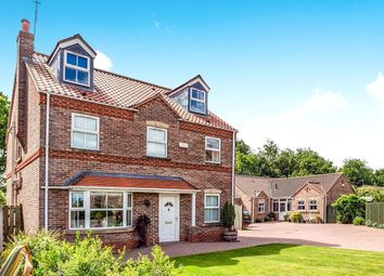 Thumbnail 6 bed detached house for sale in The Beechwood, Driffield