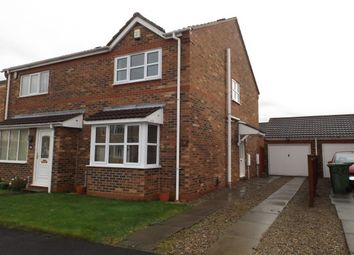 Thumbnail 2 bed property to rent in Yoredale Close, Ingleby Barwick, Stockton-On-Tees
