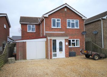 Thumbnail 4 bedroom detached house for sale in Church Gate, Whaplode, Spalding