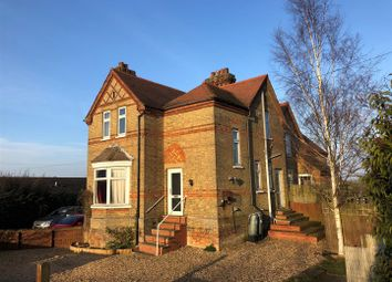 Thumbnail 2 bed semi-detached house to rent in Great Fen Road, Soham, Ely