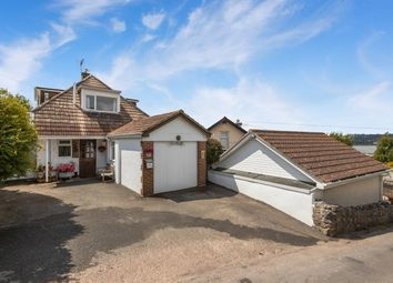 Thumbnail 3 bed detached bungalow for sale in Commons Lane, Shaldon, Teignmouth