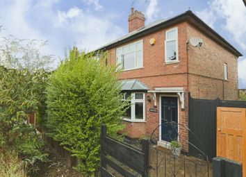 3 bed semi-detached house for sale in Greenfield Grove, Carlton, Nottinghamshire NG4