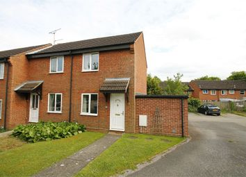 Thumbnail 1 bedroom end terrace house for sale in Yew Tree Rise, Pinewood, Ipswich, Suffolk
