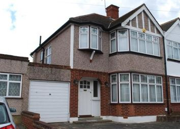 Thumbnail 3 bedroom semi-detached house for sale in Crundale Avenue, London