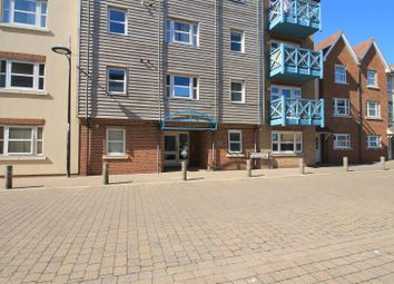 Thumbnail 2 bedroom flat to rent in Broad Reach Mews, Shoreham-By-Sea