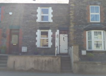 Thumbnail 2 bed terraced house to rent in London Road, Corwen