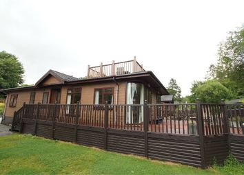 Thumbnail 3 bed mobile/park home for sale in 6 Thirlmere, White Cross Bay, Troutbeck Bridge, Windermere, Cumbria