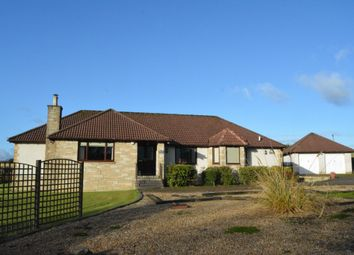 Thumbnail 4 bedroom detached bungalow for sale in Binniehill Road, Slamannan, Falkirk