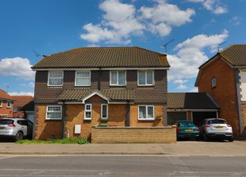 Thumbnail 3 bed semi-detached house for sale in Slade Green Road, Erith