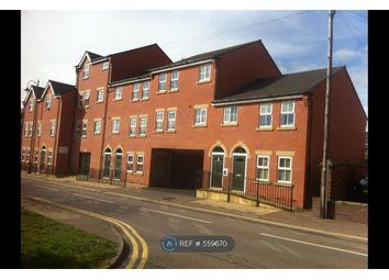 Thumbnail 1 bedroom flat to rent in Victoria Terrace, Bridgtown, Cannock