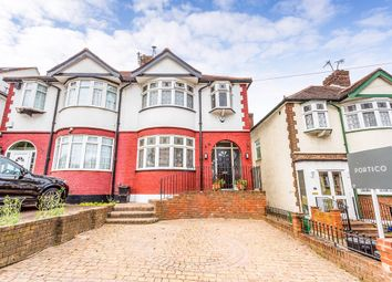Thumbnail 5 bedroom semi-detached house for sale in Kensington Drive, Woodford Green