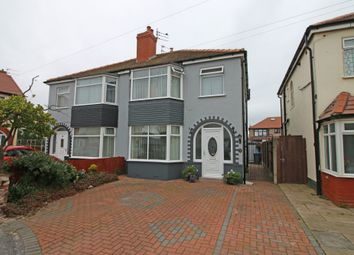 Thumbnail 3 bed semi-detached house for sale in The Close, Thornton-Cleveleys