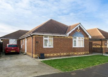 Thumbnail 4 bed detached bungalow for sale in Meadow Drive, Burstwick, East Riding Of Yorkshire