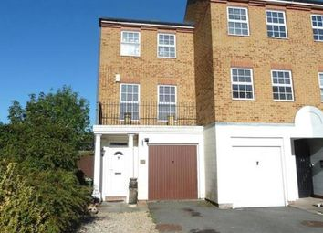 Thumbnail 3 bed town house for sale in Oakleigh Close, Swanley, Kent