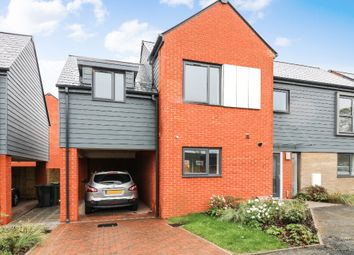 Thumbnail 4 bed detached house to rent in Scholars Way, Ashford