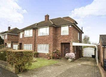 Thumbnail 4 bed semi-detached house for sale in Carver Hill Road, High Wycombe, Buckinghamshire