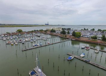 Thumbnail 1 bedroom flat for sale in Peninsula Quay, Victory Pier, Gillingham, Kent