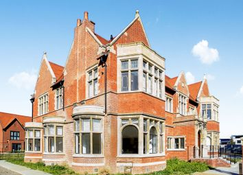 Thumbnail 2 bed flat for sale in Gables Close, Peterborough