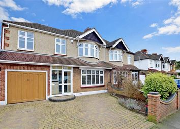 Thumbnail 4 bed semi-detached house for sale in Belvedere Road, Bexleyheath, Kent