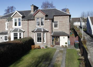 Thumbnail 3 bed semi-detached house for sale in Comely Bank, Perth