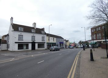 Thumbnail Retail premises for sale in 8 Mill Street, Cannock