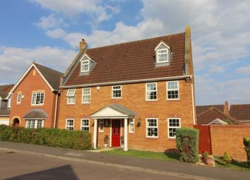 Thumbnail 6 bed detached house for sale in Horseshoe Way, Hempsted, Gloucester
