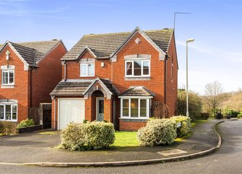 Thumbnail 4 bed detached house for sale in Ansculf Road, Brierley Hill