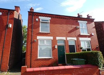 Thumbnail 2 bed semi-detached house to rent in Madras Road, Stockport