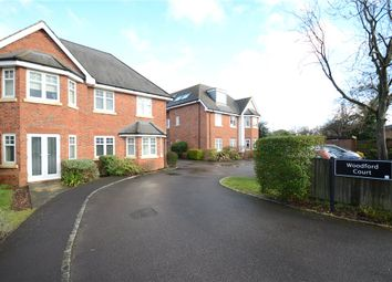 Thumbnail 2 bedroom flat for sale in Woodford Court, Western Avenue, Reading