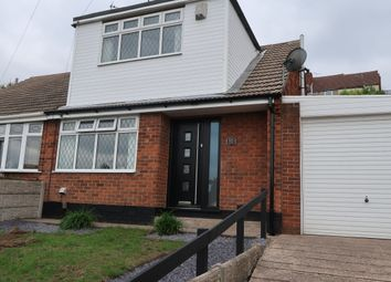 Thumbnail 3 bed bungalow to rent in Kirkby-In-Ashfield, Nottinghamshire