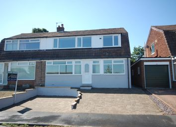 Thumbnail 4 bed semi-detached house for sale in Hawthorn Crescent, Durham