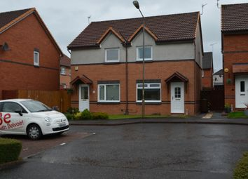Thumbnail 2 bed semi-detached house to rent in Caledonian Court, Falkirk