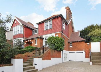 Thumbnail 6 bed detached house to rent in Vineyard Hill Road, Wimbledon
