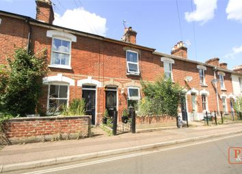 Thumbnail 2 bed terraced house to rent in Crowhurst Road, Colchester, Essex