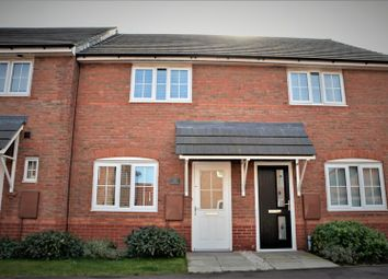 Thumbnail 2 bed terraced house for sale in May Drive, Glenfield, Leicester