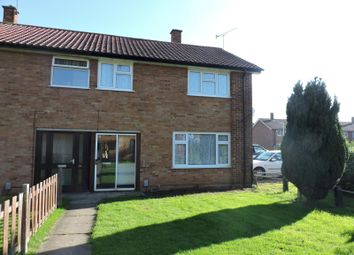 Thumbnail 3 bed end terrace house to rent in Homer Close, Ipswich