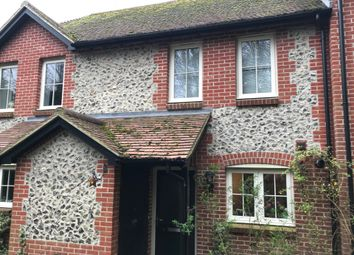 Thumbnail 2 bed terraced house for sale in Sycamore Cottages, Cemetery Lane, West Dean, Chichester