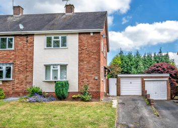 Thumbnail 3 bed semi-detached house for sale in Stafford Lane, Hednesford, Cannock