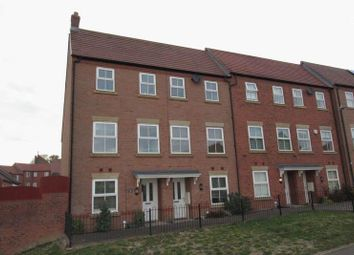 Thumbnail 3 bed terraced house for sale in Larch Close, Nuneaton