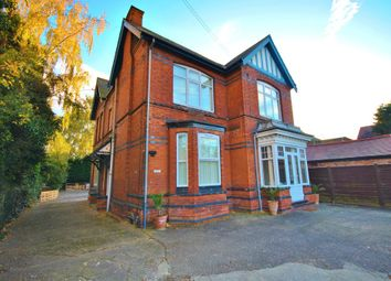Thumbnail 1 bed flat to rent in Holme Road, West Bridgford
