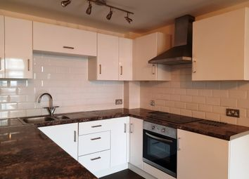 Thumbnail 2 bed flat to rent in St James Court, Edmonton