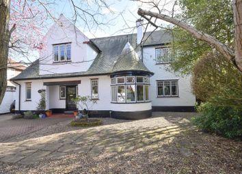 Thumbnail 4 bed detached house for sale in Leahurst Road, West Bridgford, Nottingham
