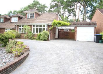 Thumbnail 4 bed property to rent in Belmore Avenue, Pyrford, Woking
