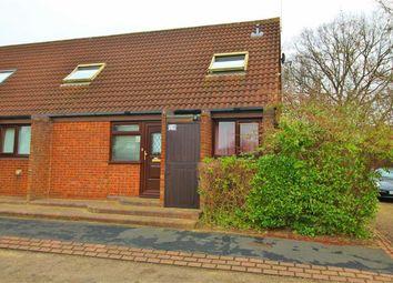 Thumbnail 5 bedroom semi-detached house for sale in Langcliffe Drive, Heelands, Milton Keynes